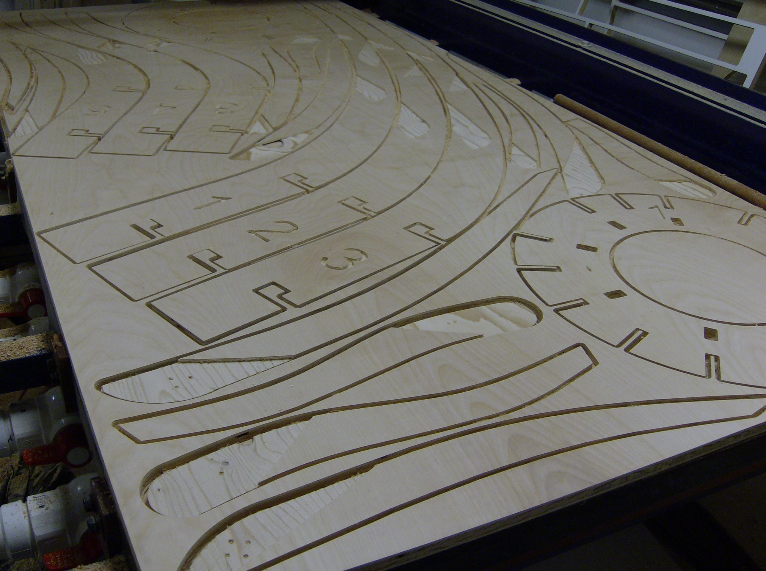 Custom Cut Plywood Beacon Custom Woodwork